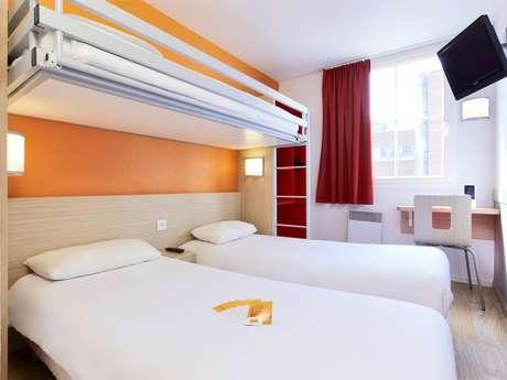 "Hôtel ""Première Classe Epernay"""