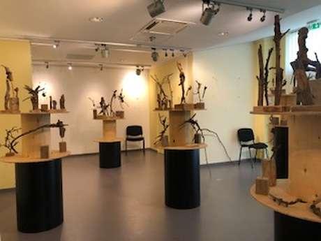 Exposition : Mon monde bouts de bois