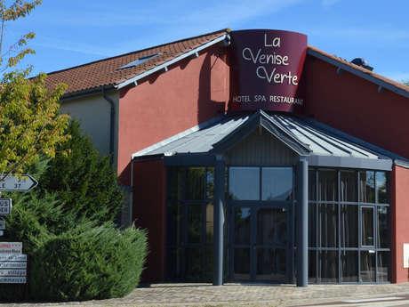 """Hôtel - Restaurant """"La Venise Verte"""""""