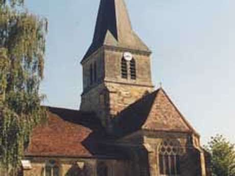 Visite de l'église de Longeville-sur-la-Laines