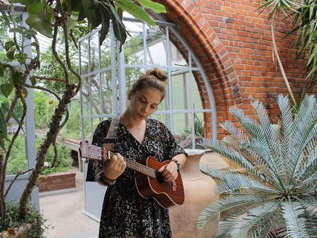 Concert de Louise Ellie