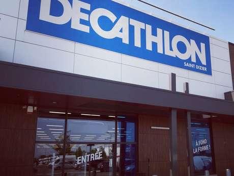 DECATHLON SAINT-DIZIER
