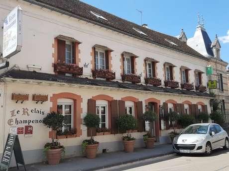 Hôtel-Restaurant Le Relais Champenois et du Lion d'Or