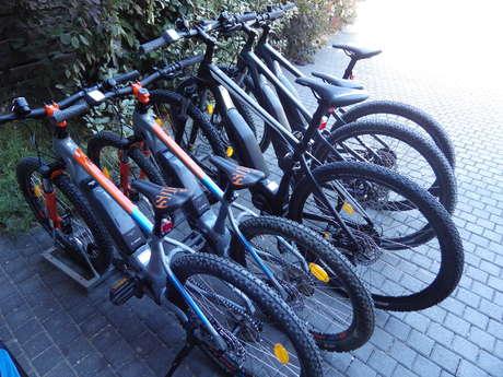 Couleurs Bike - Location des vélos électriques