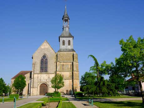 Eglise Abbatiale de Montier-en-Der