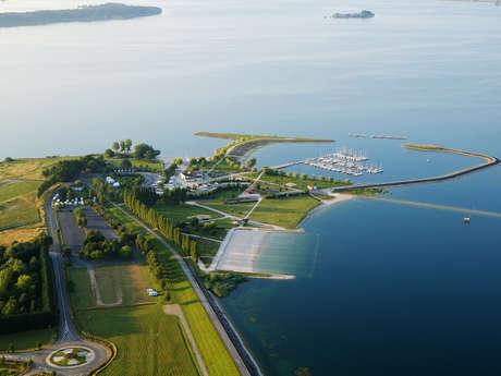 Port de plaisance de Sainte-Marie-du-Lac-Nuisement
