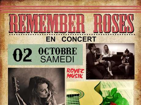 "Concert ""Remember Roses"""