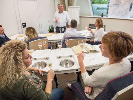 Ecole des vins de Champagne - Villa Bissinger