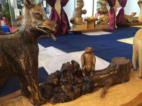 Atelier d'Art Surugue - Les sculptures du Der