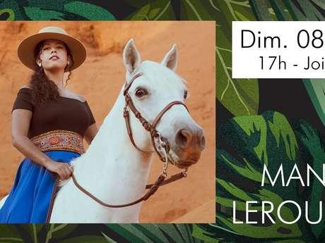 L'été du Grand Jardin : La Madrugada / Mandy Lerouge 4tet
