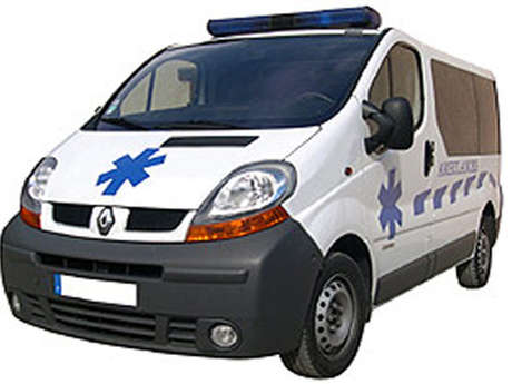 SAINT LARY AMBULANCES