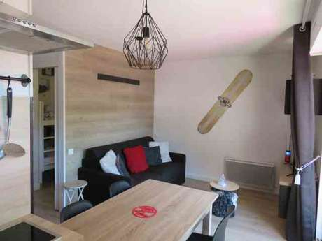 APPARTEMENT DANS RESIDENCE BASTANET