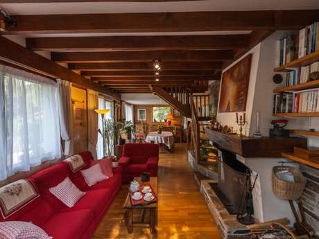 CHALET ANDRIEUX