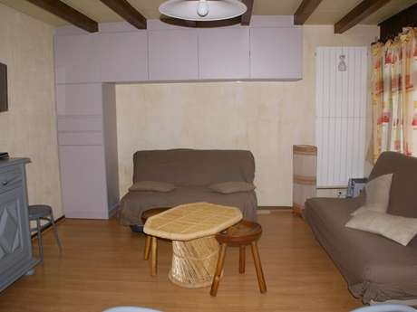 APPARTEMENT DANS RESIDENCE EDELWEISS