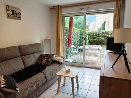 APPARTEMENT DANS RESIDENCE MONTSEGU