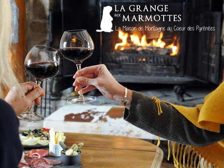HOTEL-RESTAURANT LA GRANGE AUX MARMOTTES
