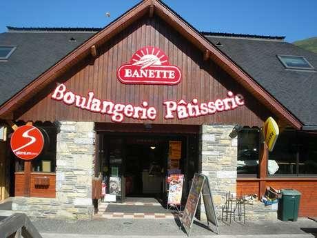 BOULANGERIE LE FOURNIL DE SAINT LARY
