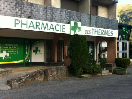 PHARMACIE DES THERMES