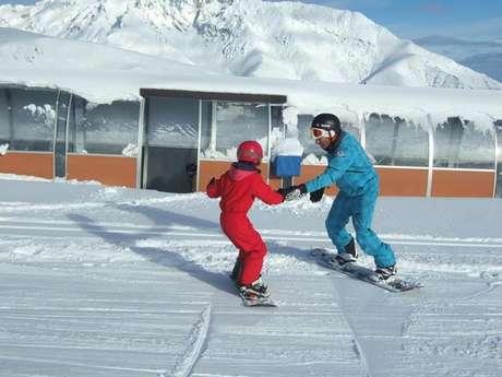 ECOLE FRANCAISE DE SNOWBOARD