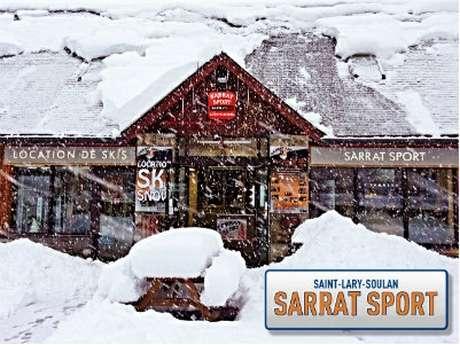 SARRAT SPORT SAINT-LARY VILLAGE
