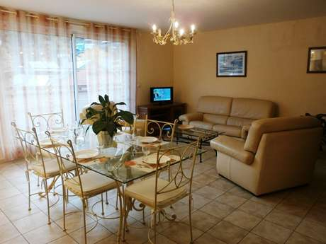 """APPARTEMENT """"JOUBARBE"""" RESIDENCE LE TRIANON"""