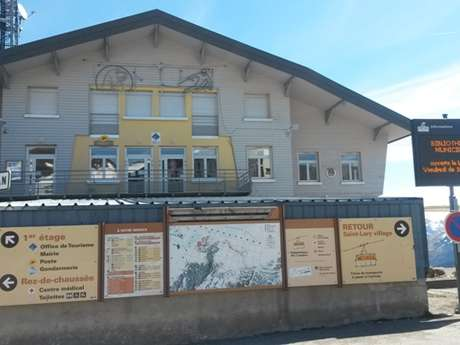 OFFICE DE TOURISME DE SAINT LARY - BUREAU D'INFORMATIONS DU PLA D'ADET