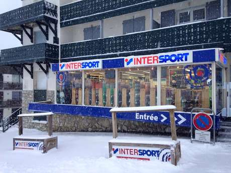 ACA INTERSPORT SAINT LARY 1700-SORTIE TELECABINE
