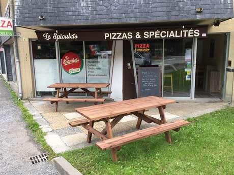 PIZZA LE SPIOULETS