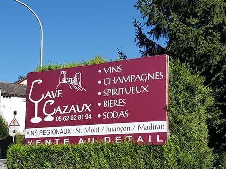 SARL CAVE CAZAUX