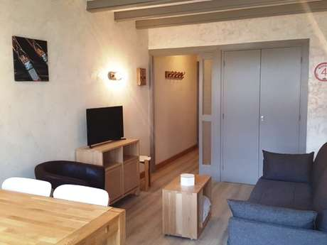 APPARTEMENT DANS RESIDENCE LES ISARDS