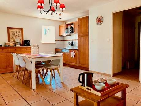 APPARTEMENT RESIDENCE LES ARDOISIERES
