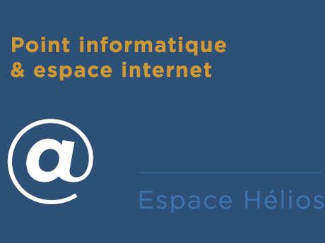 POINT INFORMATIQUE ET ACCÈS INTERNET