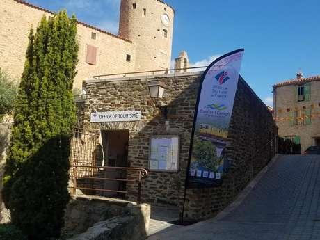 BUREAU D'INFORMATION TOURISTIQUE DE MOLITG - CONFLENT CANIGO