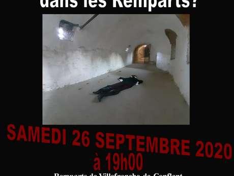 MURDER PARTY À VILLEFRANCHE-DE-CONFLENT