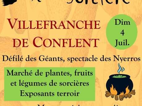 FÊTE DE LA SORCIÈRE À VILLEFRANCHE-DE-CONFLENT