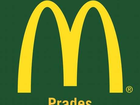 MAC DONALD'S PRADES