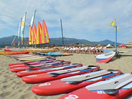 CLUB DE PLAGE CENTRAL WINDSURF