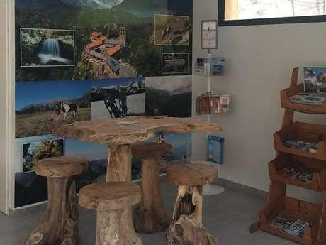 RELAIS D'INFORMATIONS TOURISTIQUES DE CASTEIL