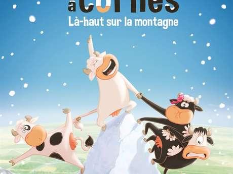 CINEMA DES ENFANTS : LE QUATUOR À CORNES