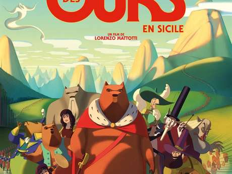 CINEMA DES ENFANTS : LA FAMEUSE INVASION DES OURS EN SICILE