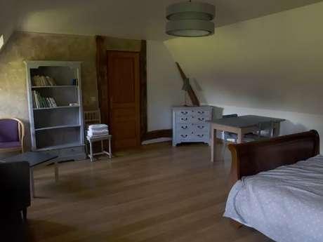 Maison d'Hôtes Le lit de la Saâne