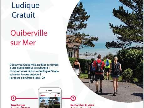 Visite audioguidée de Quiberville