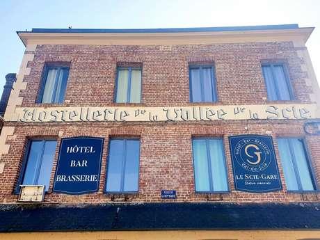 Hôtel Restaurant le Scie-Gare