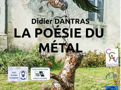 """EXPOSITION """"LA POÉSIE DU MÉTAL"""""""