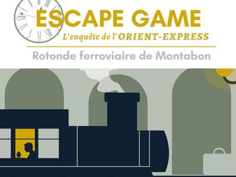 ESCAPE GAME À LA ROTONDE DE MONTABON