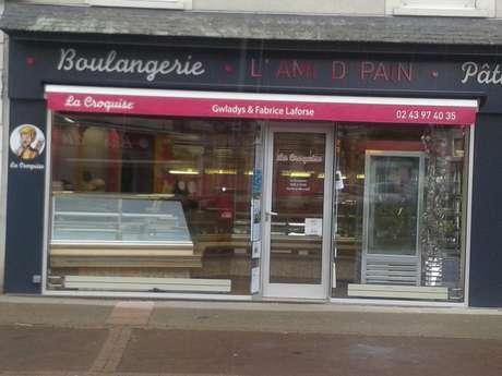 BOULANGERIE L'AMI D'PAIN