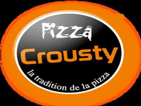 CROUSTY PIZZA