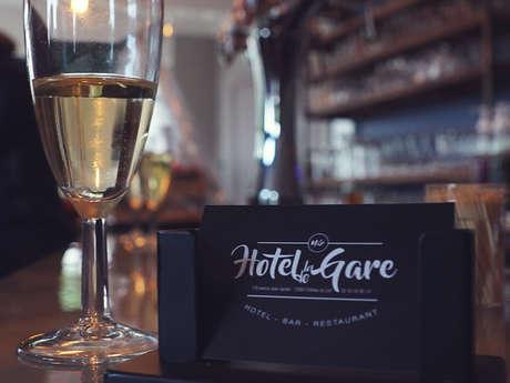 RESTAURANT HOTEL DE LA GARE
