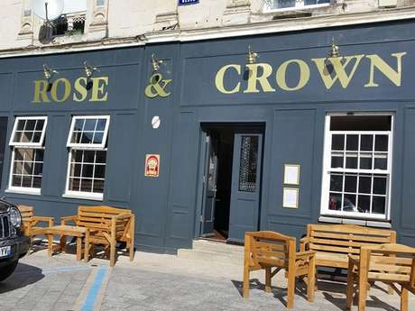 RESTAURANT ROSE & CROWN