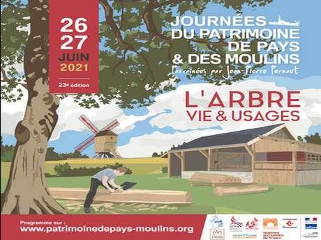 JOURNÉE DU PATRIMOINE DE PAYS ET DES MOULINS - L'ARBRE DANS TOUS SES ÉTATS